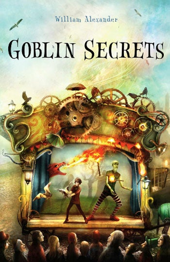 Dive into Goblin Secrets, the first YA fantasy novel in years to win the National Book Award