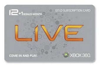 13 Months Of Xbox Live For $30? Two, Please!