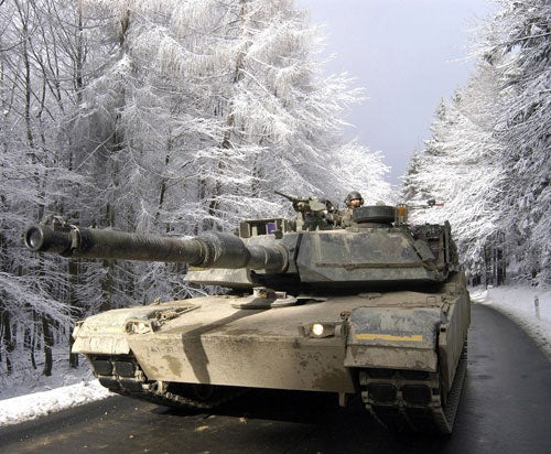Ten Memorable Modern Military Vehicles