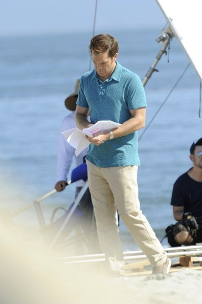Dexter - Set Photos