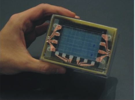 Bar Of Soap Is Multi-Talented Gadget That Susses Out What It Is Just By the Way You Hold It
