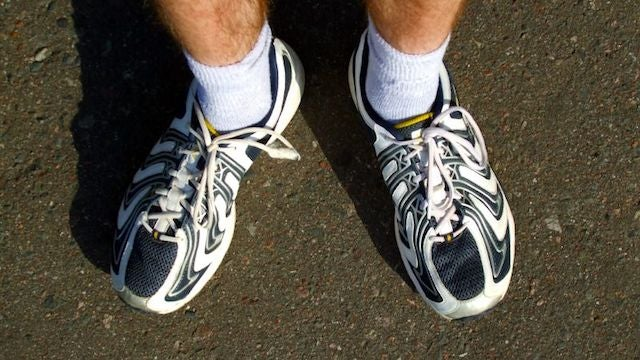 Change Up Your Running Shoe Lacing Technique to Improve Comfort