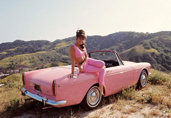 Playmate Of The Year Cars: 1964 To 2010