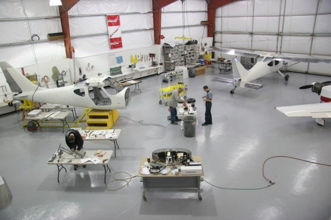 How To Build Your Own Airplane In Two Weeks