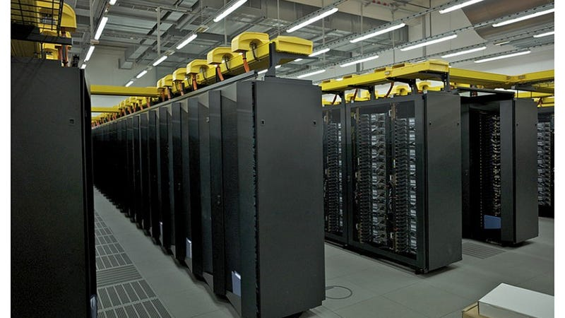 Large Scale Water Cooling System Chills Europe's Fastest Supercomputer and Warms Its Operators