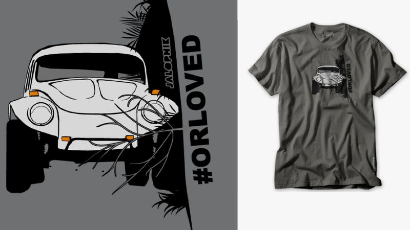 Behold, You Can Get #ORLOVE'D With This Jalopshift T-Shirt