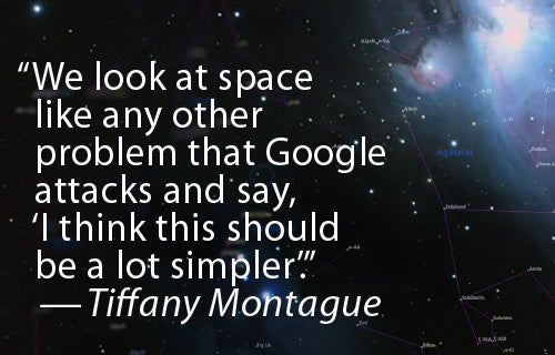 Google Will Conquer the Final Frontier With Simplicity
