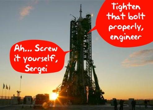 Shepherd Sues Russian Space Agency For Dropped Rocket Debris