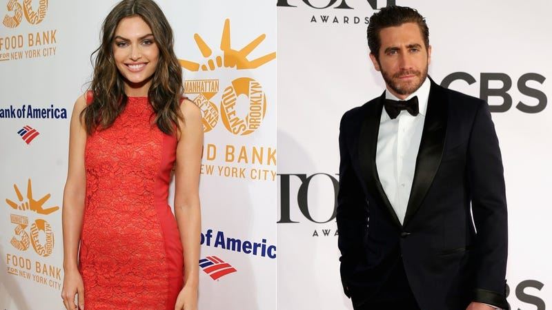 Jake Gyllenhaal Is Dating All the Models Right Now
