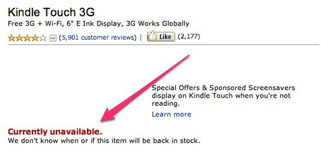 $110 Says All the New Kindles Are Coming Next Week