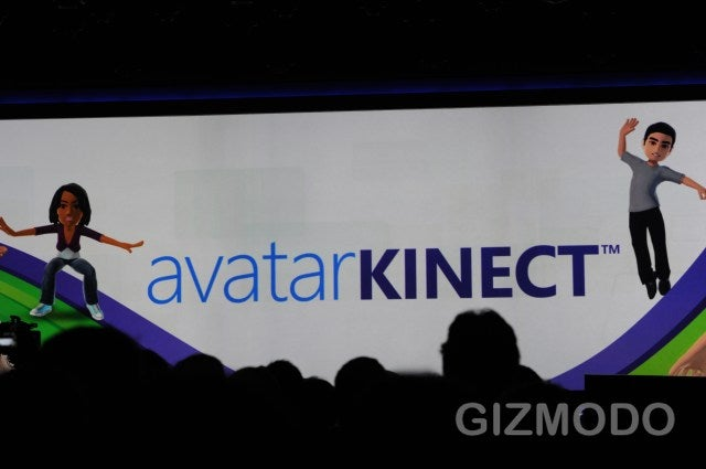 Avatar Kinect: Now Your Avatar Smiles, Smirks and Talks When You Do