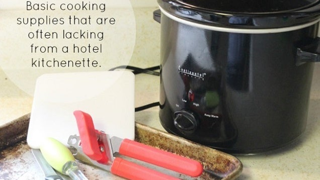 Save Money on Road Trips with a Portable Kitchen Kit