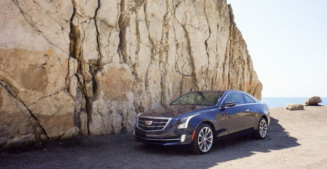 A Day With The 2015 Cadillac ATS Coupe 3.6 AWD & 2.0T MANUAL