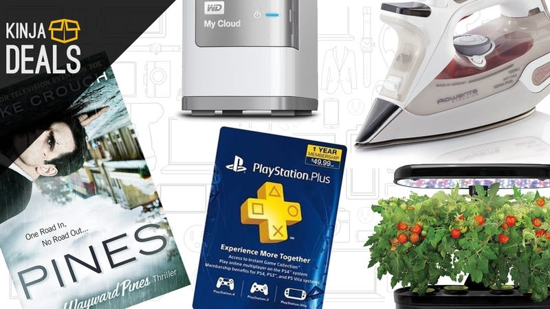 Sunday's Best Deals: $2 Kindle Books, AeroGarden, WD My Cloud, and More
