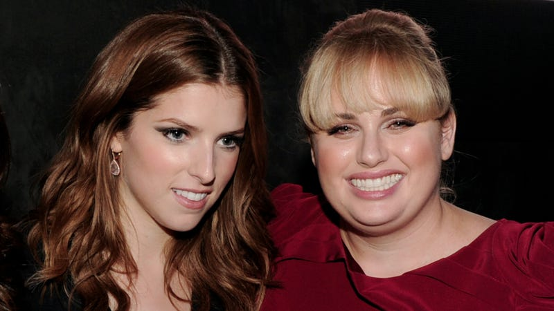 Rebel Wilson and Anna Kendrick Have a Gross Way to Spice Up 'Cups'