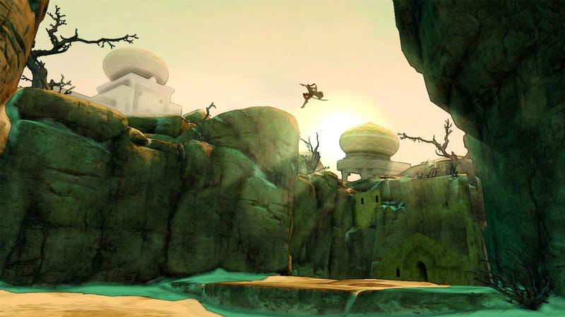New, Proper Prince Of Persia Screens