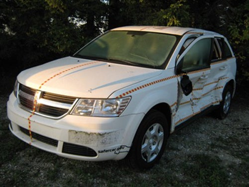 Buy NHTSA Crash Test Cars For Cheap!
