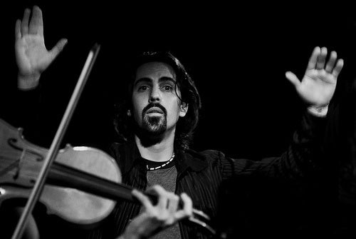 Congrats to the winner of io9's Bear McCreary contest!