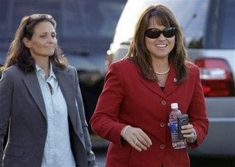 Meet Tea Party Queen Christine O'Donnell's Lesbian Sister