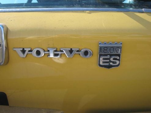 1973 Volvo 1800ES Station Wagon