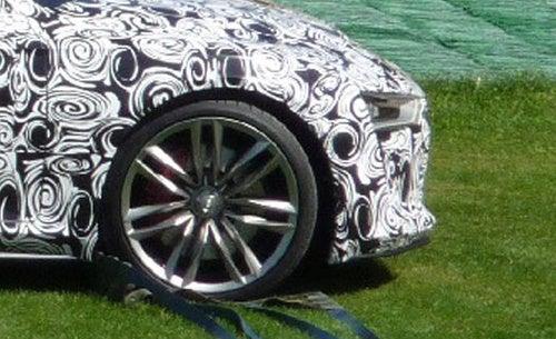 Audi R4 Images