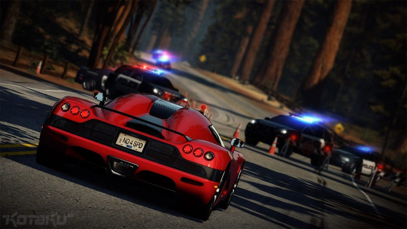 Need For Speed Is In Hot Pursuit of A New Game
