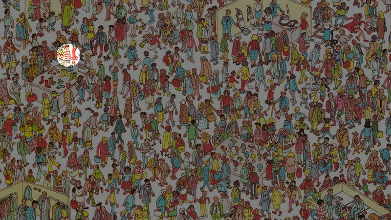 The Best Way to Find Waldo Is With a Computer