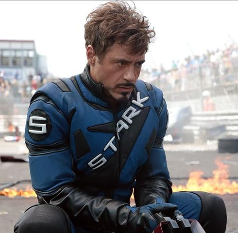 A New Look Inside Iron Man 2, Tron, Imaginarium Of Dr. Parnassus And District 9