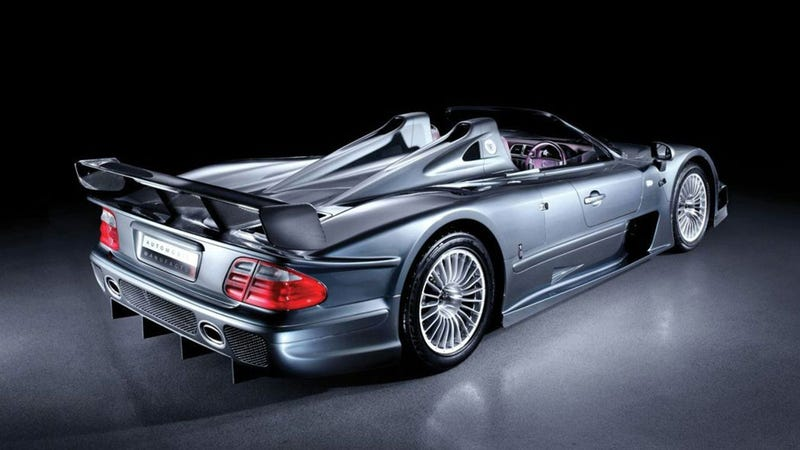 The Most Ridiculous Limited-Edition Supercars Ever Made
