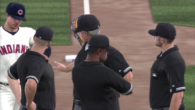 These Are All of the Umpiring Crews—and the Parks They Work—in MLB 12 The Show