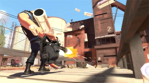 Team Fortress 2 Tweaks the Drop System