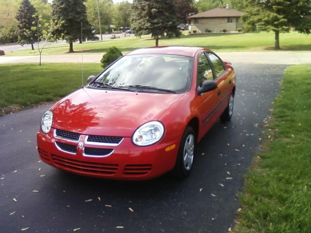 My awful luck with cars (Part 3) - 2004 Dodge Neon