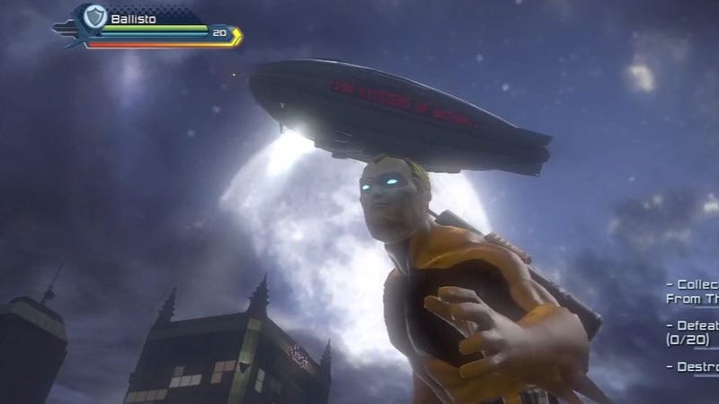 D.C. Universe Online MMO Log Part Three: In Blackest Night