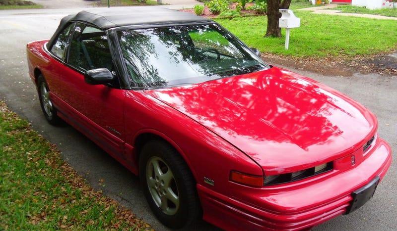 Used Car Face Off: Droptop Olds Vs. Droptop Jaaaaaaaag