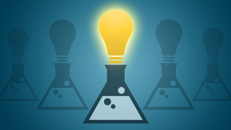 How to Have Great Ideas More Often, According to Science