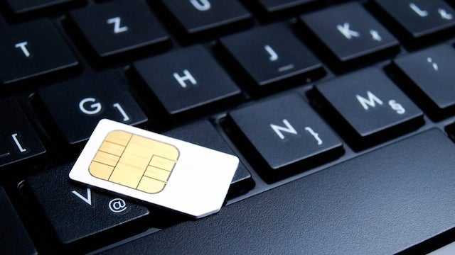 A Woman Stole a SIM Card and Racked Up $200,000 Worth of Data Fees