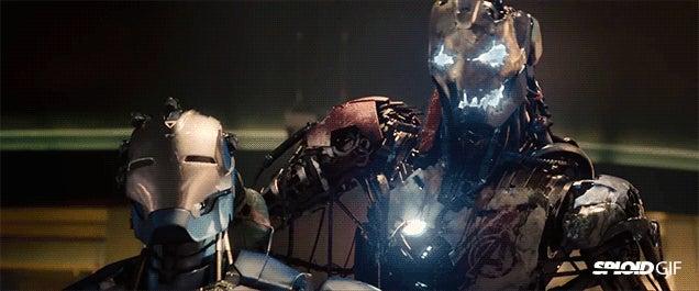 trailer für Avengers ...