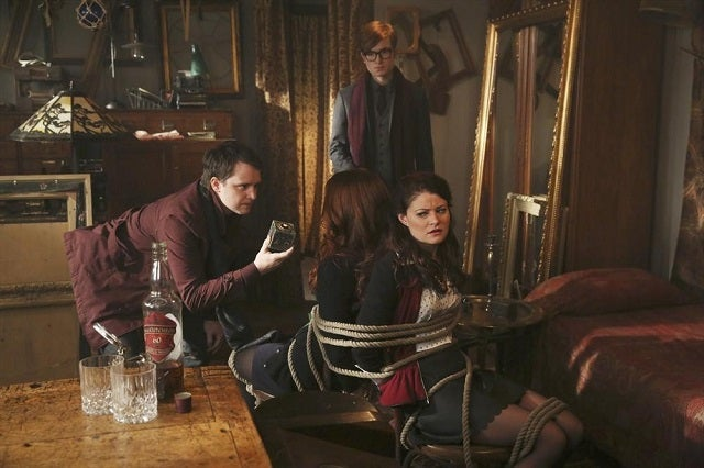 It's official: Once Upon Time is way more fun in the real world