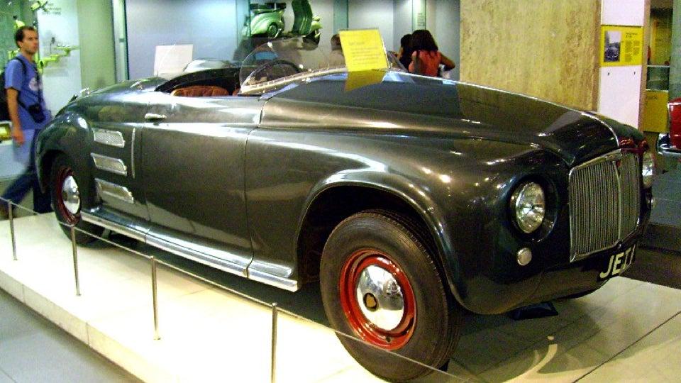 Forgotten Cars Hey Rover Made Turbine Cars Too