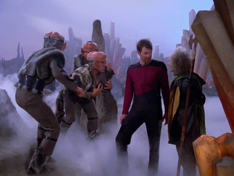 Top 10 Least Threatening Star Trek Villains