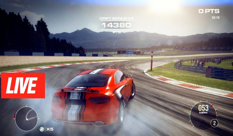 Ask The Creators Of GRID 2 Anything You Want