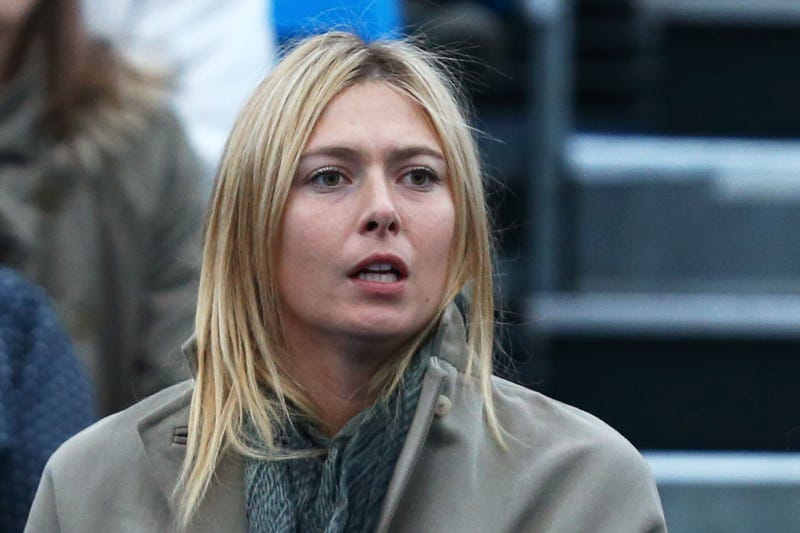 Maria Sharapova Passive-Aggressively Ethers Serena Williams