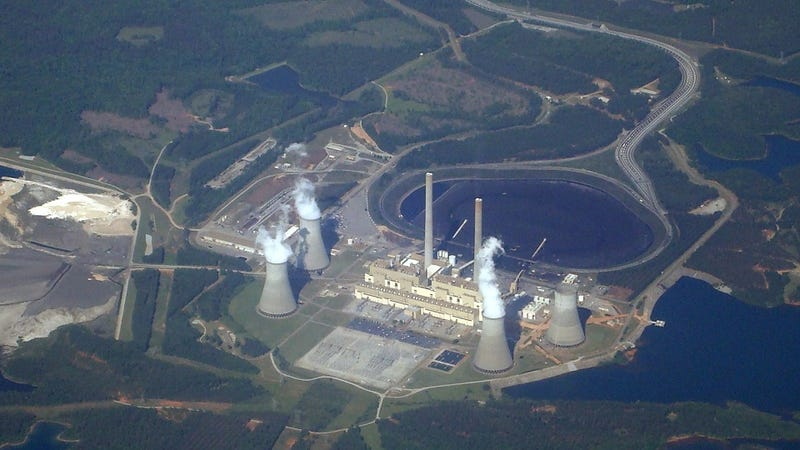 America's Largest Coal Power Plant Burns 11 Million Tons of Bituminous a Year