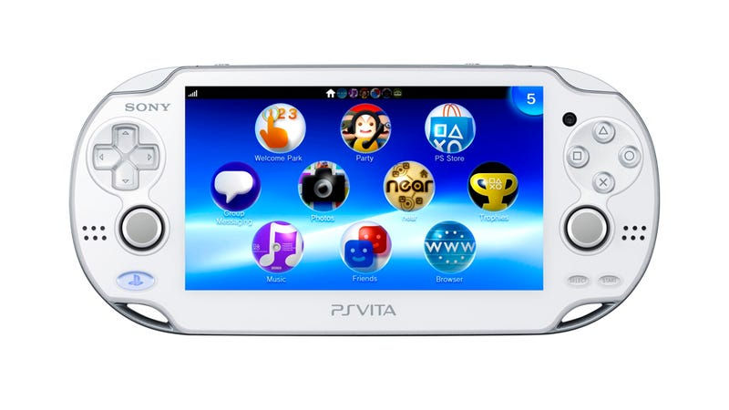 PS Vita Is Finally Getting PS1 Compatibility, And Possibly Some New Security Holes
