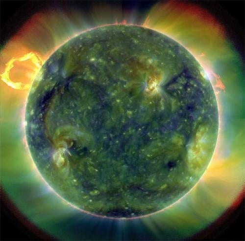 Can This Experiment Prevent Solar Flares From Destroying The World?