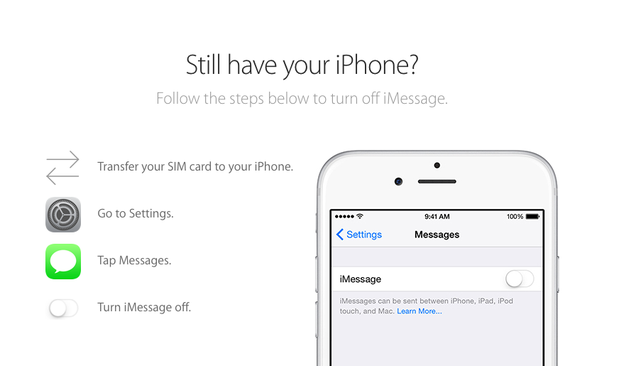 Apple Finally Has a Tool to Escape From iMessage Purgatory