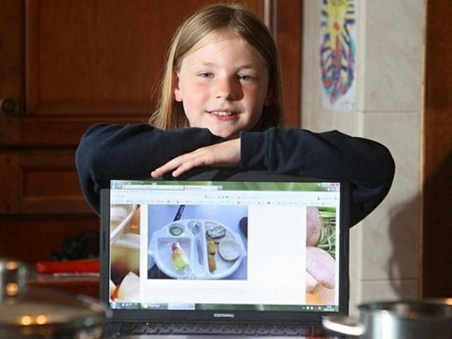 Council Yields to Mounting Internet Pressure, Lifts School Lunch Photo Ban Placed on Child Food Blogger