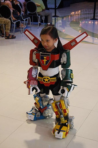 Dear Voltron Girl…