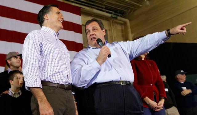 Chris Christie Congratulates Obama by Phone, Tells Mitt Romney Tough Luck by Email