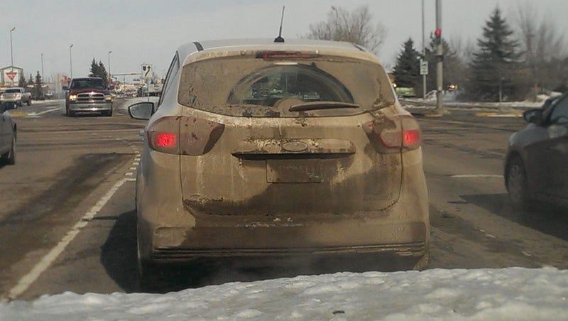 Dirtiest clean car?